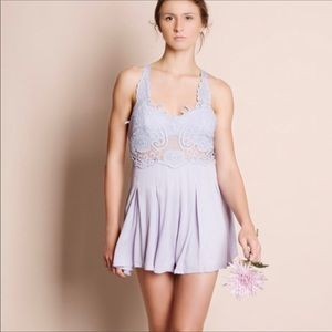 Pants - 🌸NEW ✨ Lace Romper with lace up back
